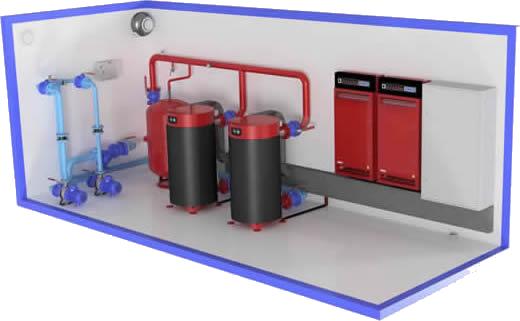 Электрокотельная контейнерного типа (ЭКТ-Н)