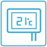 Возможность подключения комнатного термостата
