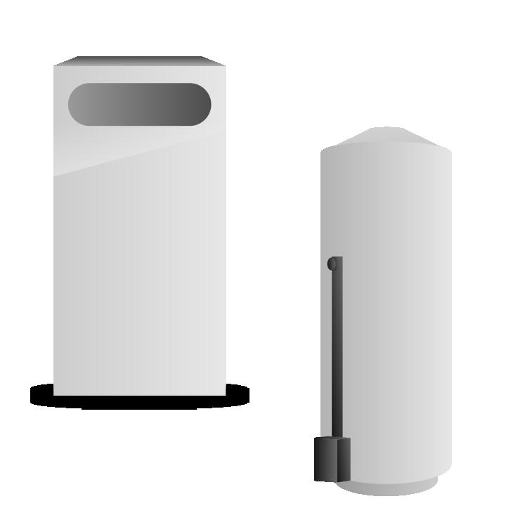 Электрокотел с аккумуляционной накопительной ёмкостью